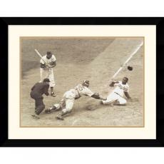 Nat Fein Jackie Robinson Stealing Home, May 15, 1952 Office Art
