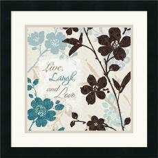 Lisa Audit Botanical Touch Quote II Office Art