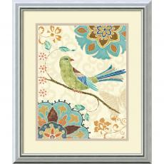 All Motivational Posters - Daphne Brissonnet Eastern Tales Birds II Office Art