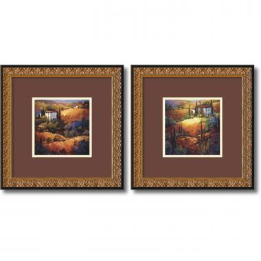 Nancy O'Toole Tuscany - set of 2 Office Art