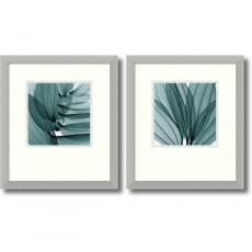All Motivational Posters - Steven N. Meyers Silver Lilies - set of 2 Office Art