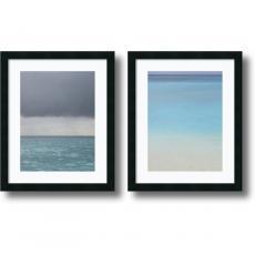 Fine Art - Brian Leighton Bleu - Set Office Art
