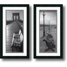Benches - set of 2 Office Art