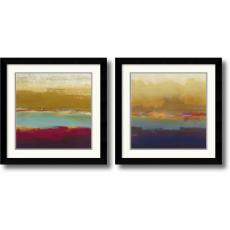Craig Alan Domain Two - set of 2 Office Art