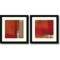Leo Burns Andromeda & Cepheus - set of 2 Office Art