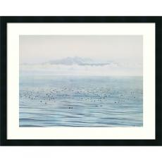 Animals - Jeane Duffey Migrating Ducks Office Art