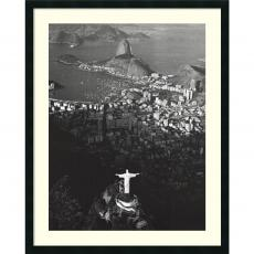 People - Marilyn Bridges Cristo Redentor, Morro Do Corcovado, Rio De Janeiro Office Art