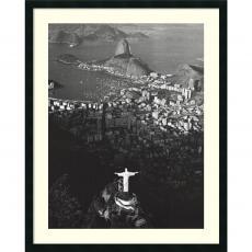 Marilyn Bridges Cristo Redentor, Morro Do Corcovado, Rio De Janeiro Office Art