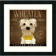 Stephen Fowler - Stephen Fowler Wheaten Dark Roast Office Art