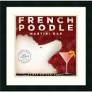 Stephen Fowler French Poodle Office Art