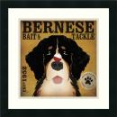 Stephen Fowler Bernese Bait & Tackle Office Art