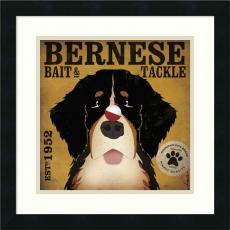 Stephen Fowler - Stephen Fowler Bernese Bait & Tackle Office Art
