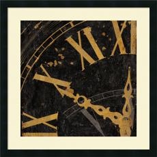 Black & White - Russell Brennan Roman Numerals II Office Art