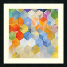 Geometric - Noah Cubitz II Office Art