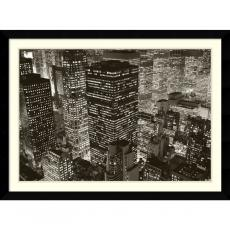 All Motivational Posters - Michael Kenna Mary Poppins over Midtown, NY 2006 Office Art