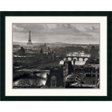 Views of Paris - The River Seine Office Art
