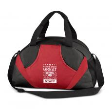 New Products - Behind Every Great School Exercise Duffle