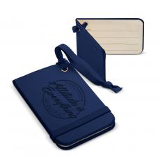 New Products - Attitude is Everything Tuscany Luggage Tag