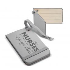 New Products - Nurses Making a Difference Tuscany Luggage Tag