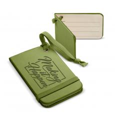 New Products - Making it Happen Square Tuscany Luggage Tag