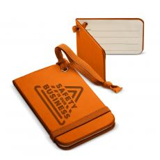 New Products - Safety is Our Business Tuscany Luggage Tag
