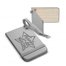 Appreciation - Thanks for All You Do Star Tuscany Luggage Tag