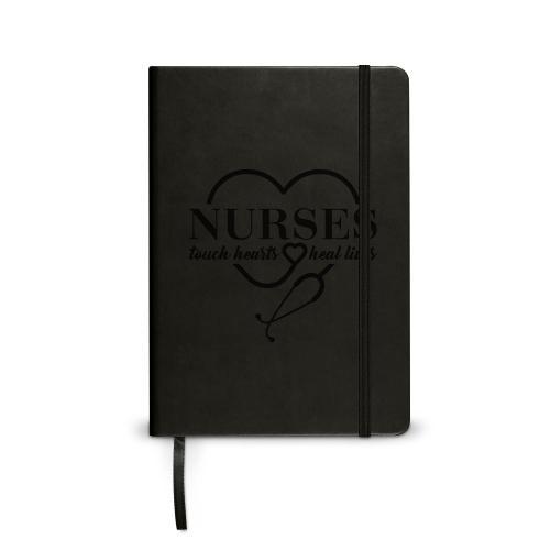 Nurses Touch Hearts Tuscany Journal