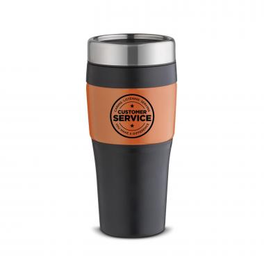 Customer Service 16oz No-Slip-Grip Mug