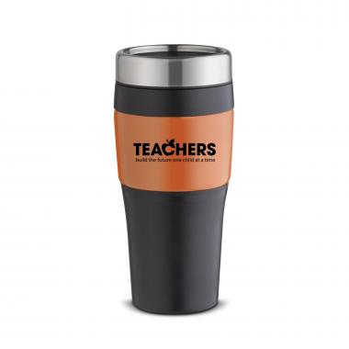 Teachers Build Futures 16oz No-Slip-Grip Mug