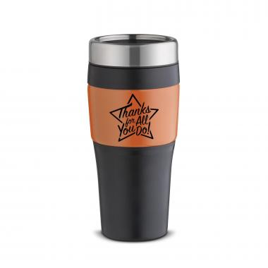 Thanks for All You Do Star 16oz No-Slip-Grip Mug