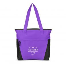 National Nurses Day - Nurses Touch Hearts The Complete Tote