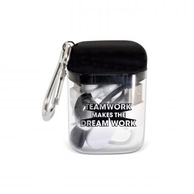 Teamwork Dream Work Value Bluetooth Earbuds & Case