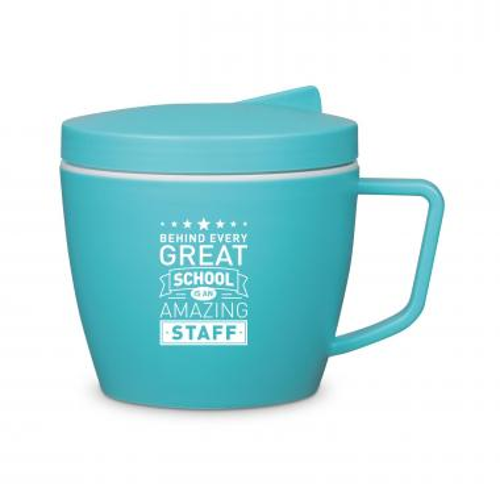Behind Every Great School Thermal Mug Set