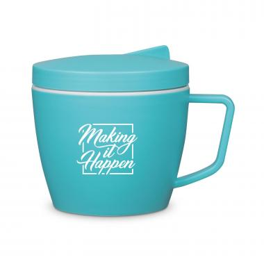 Making it Happen Square Thermal Mug Set
