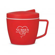 National Nurses Day - Nurses Touch Hearts Thermal Mug Set