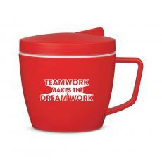 Drinkware - Teamwork Dream Work Thermal Mug Set