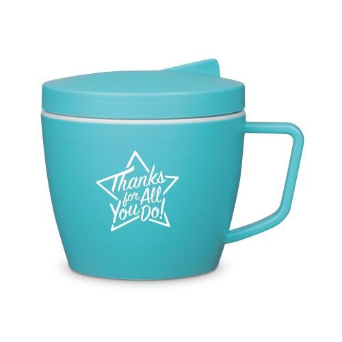 Thanks for All You Do Star Thermal Mug Set