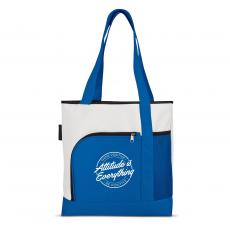 Bags - Attitude is Everything Brilliant Large Tote