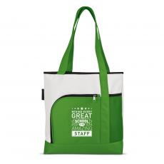 Teacher Appreciation Week - Behind Every Great School Brilliant Large Tote