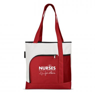 Nurses Making a Difference Brilliant Large Tote
