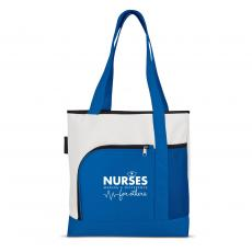 National Nurses Day - Nurses Making a Difference Brilliant Large Tote