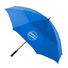 "Home & Auto - Attitude is Everything 60"" Auto-Open Vented Golf Umbrella"