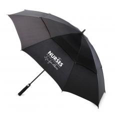 "National Nurses Day - Nurses Making a Difference 60"" Auto-Open Vented Golf Umbrella"