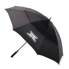 "Home & Auto - Teamwork Dream Work 60"" Auto-Open Vented Golf Umbrella"