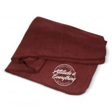 Home & Auto - Attitude is Everything Cozy Fleece Blanket