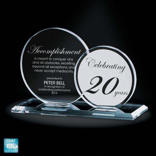 Double Victoria Award