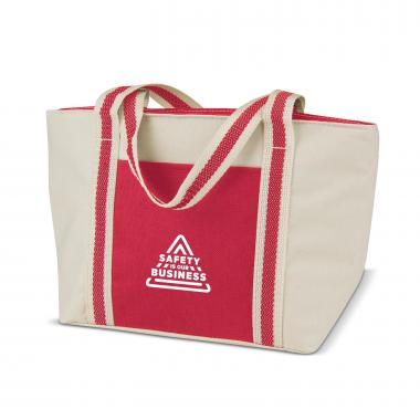 Safety is Our Business Insulated Mini Tote Lunchbag