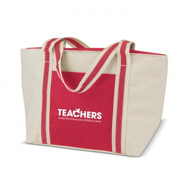 Teachers Build Futures Insulated Mini Tote Lunchbag