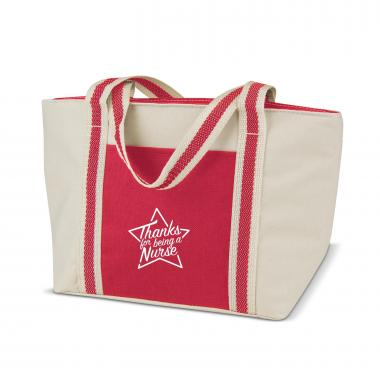 Thanks Nurse Star Insulated Mini Tote Lunchbag