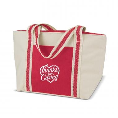 Thanks for Caring Insulated Mini Tote Lunchbag